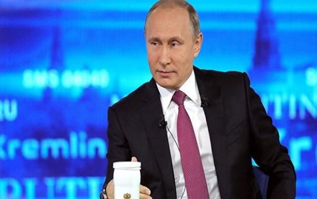 پوتین: اقدام بوش پدر در عراق درست بود