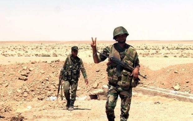 لحظهشماری ارتش سوریه برای نبرد دیرالزور