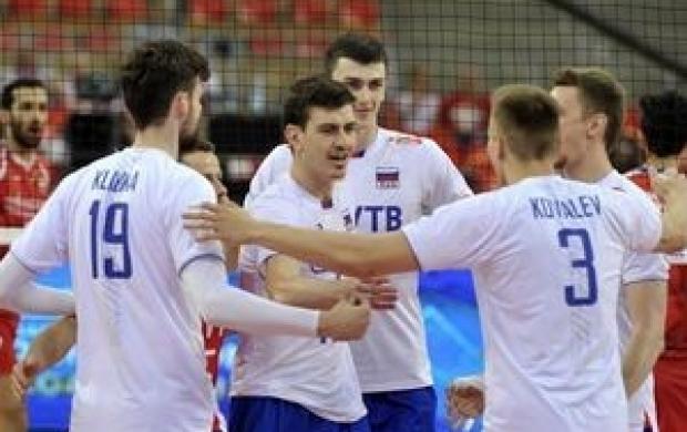 6 تیم راه یافته به مرحله نهایی لیگ جهانی والیبال