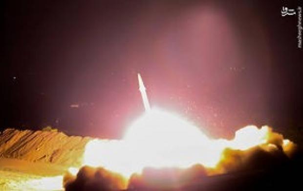 عملیات موشکی سپاه «لیلةالقدر» نامگذاری شد