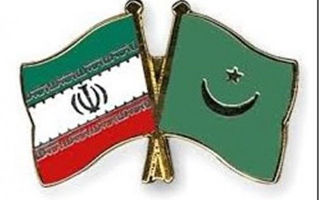 دیدار ظریف با رئیس جمهور موریتانی