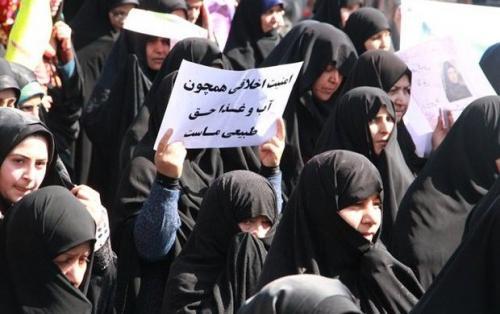 راهپیمایی عفاف و حجاب در سراسر کشور