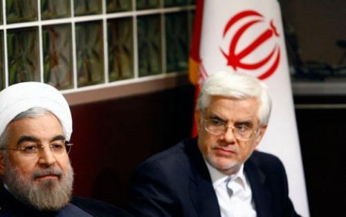عارف اینبار قرار نیست جلوی روحانی کم بیاورد