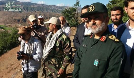 نخستین روستای موشکی ایران +تصاویر