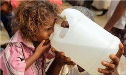 جنگ یمن باعث افزایش شیوع وبا