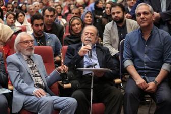 آغاز جشن حافظ با اجرای مهران مدیری+عکس