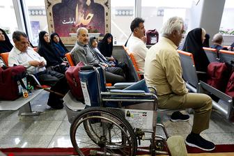 زائر ۷۵ ساله خانه خدا از حج امسال می گوید