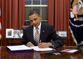 توئیت اوباما در پی حوادث اخیر در امریکا