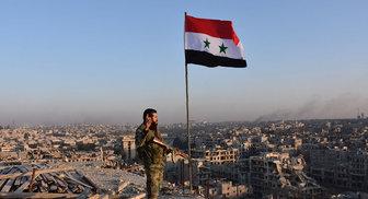 پاتک شبانه نیروهای سوری به مواضع تروریست ها