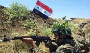 تسلط ارتش سوریه بر ۲ منطقه در حومه حمص