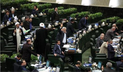 کابینه دوازدهم با رای اعتماد نمایندگان به ۱۶ وزیر تشکیل شد + نتایج آرا