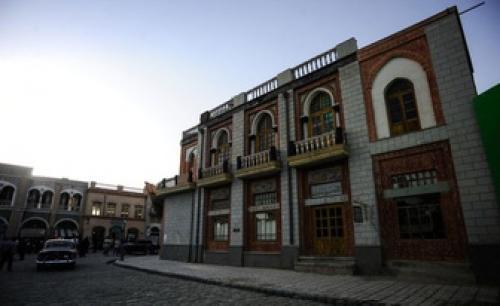 شهرک سینمایی غزالی بزرگترین شهرک خاورمیانه می شود