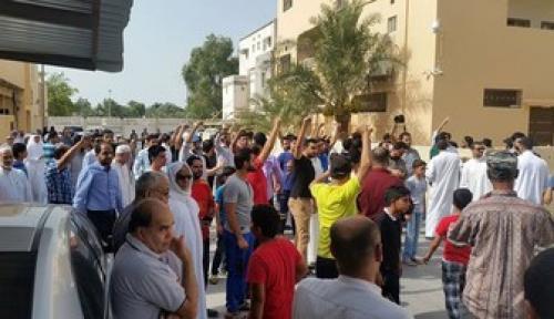 نقش آمریکا در جنایات آلخلیفه علیه مردم بحرین