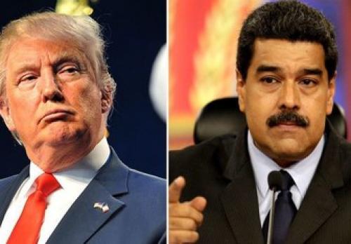 راه حلی که رئیس جمهور ونزوئلا به ترامپ پیشنهاد داد