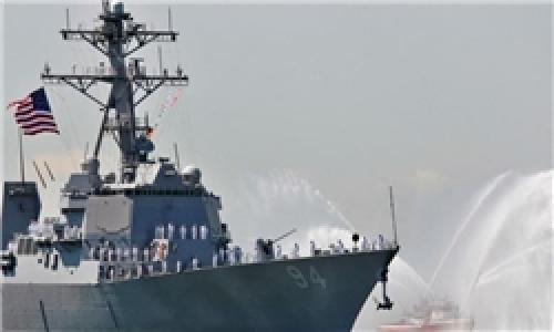 برکناری فرمانده ناوگان هفتم نیروی دریایی آمریکا
