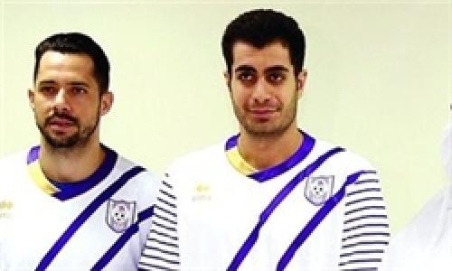 معرفی رسمی لژیونر ایرانی جدید لیگ قطر+عکس