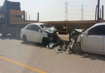 کشته شدن دروازهبان جوان عربستانی در سانحه تصادف