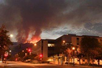 اعلام حالت فوق العاده در لس آنجلس