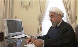 پیام تسلیت روحانی در پی درگذشت پدر سه شهید