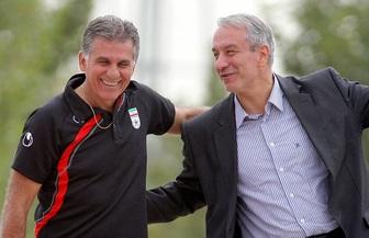 واکنش کفاشیان به احتمال جدایی کی روش از تیم ملی