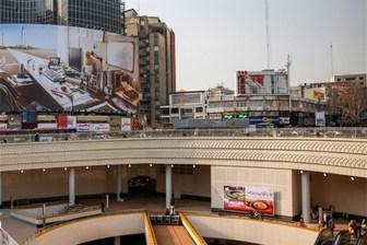 افتتاح ورودی جنوب غربی ایستگاه مترو میدان ولیعصر (عج)
