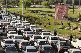 اعلام محدودیتهای ترافیکی کرج - چالوس