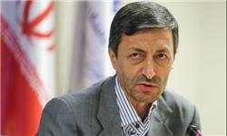 حضور جالب رئیس کمیته امداد در تشییع شهید حججی + عکس
