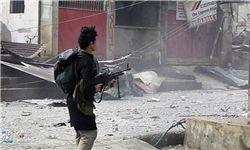 داعش چند درصد از سوریه را در اشغال دارد؟
