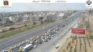 آزادراه تهران-پردیس مسدود میشود