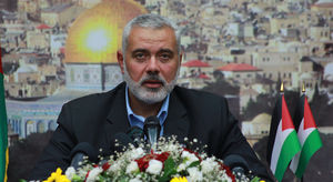 «هنیه» از توافق حماس و فتح در قاهره خبر داد