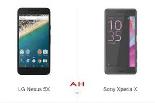 سونی اکسپریا x بهتر است یا الجی نکسوس 5x +عکس