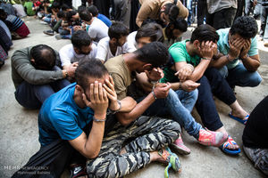 دستگیری 3 باند برگزارکننده میهمانیهای شبانه