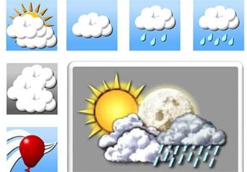 بارش باران در استانهای شمال غرب و غرب/افزایش آلایندگی هوا در شهرهای صنعتی