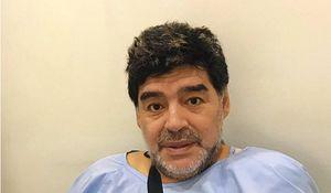 مارادونا در امارات زیر تیغ رفت