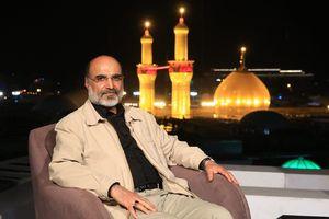 علی عسکری خواستار تولید آثار سینمایی درباره اربعین شد