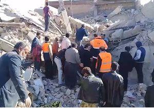 اقدامات بسیج برای کمک به زلزلهزدگان