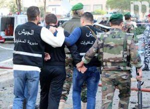 دستگیری فرمانده میدانی داعش در لبنان