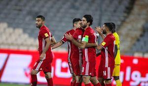 کارنامه درخشان تیم ملی در سال 2017