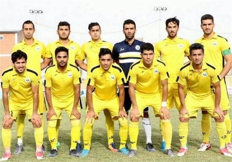 شهرداری ماهشهر در بازی خانگی مغلوب شد
