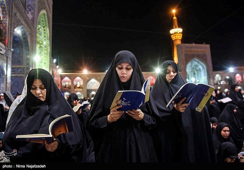 مراسم «رضای شهیدان» در حرم رضوی برگزار میشود