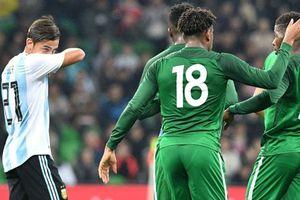 نیجریه با ۴ گل آرژانتین را در هم شکست