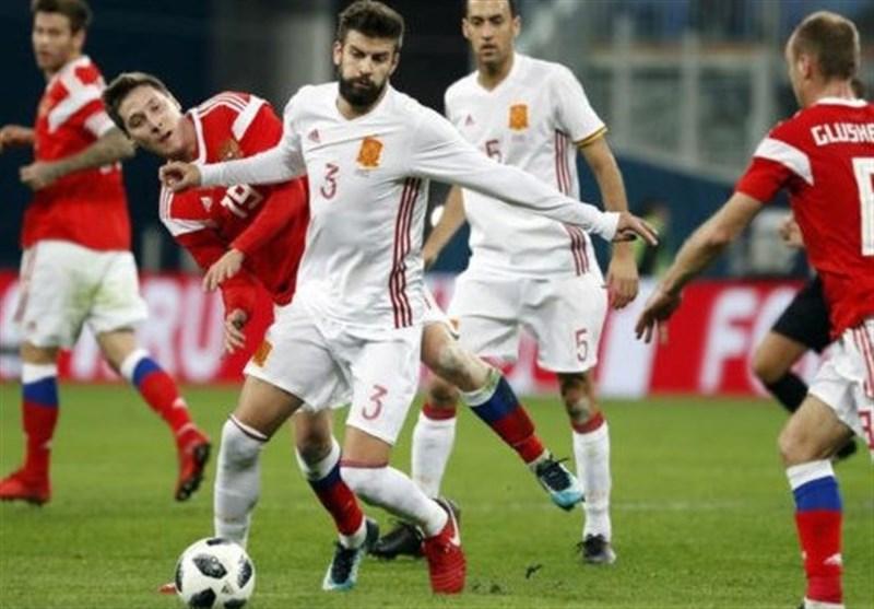 برتری هلند در شب تساوی اسپانیا مقابل میزبان جامجهانی