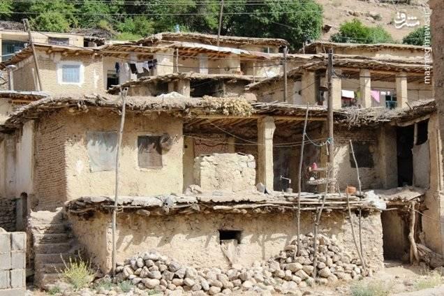 خانههایی که حادثه را انتظار میکشند +عکس
