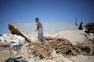 روستاهای نزدیک سرپل ذهاب در گیلانغرب تخریب صد درصدی شدهاند