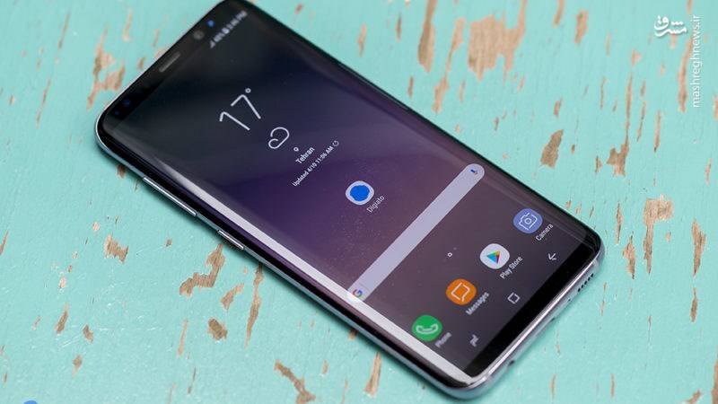 +Samsung Galaxy S9 در بازار +عکس