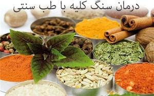 فرمول طب سنتی برای درمان سنگ کلیه