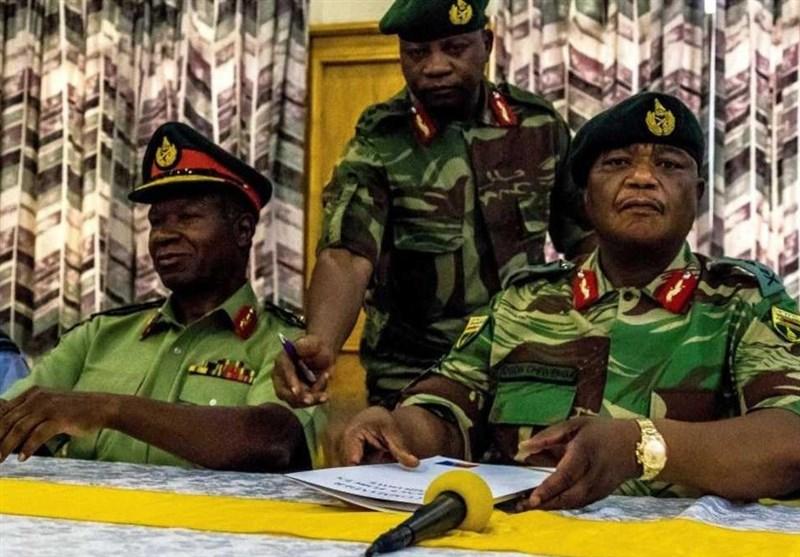 کودتای ارتش زیمبابوه