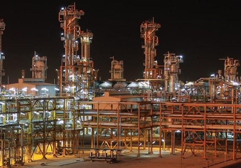 ظرفیت تولید گاز از پالایشگاههای پارس جنوبی افزایش یافت