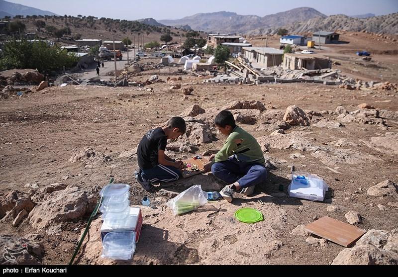 ۱۳ پایگاه سیار اورژانس اجتماعی در مناطق زلزلهزده مستقر شد