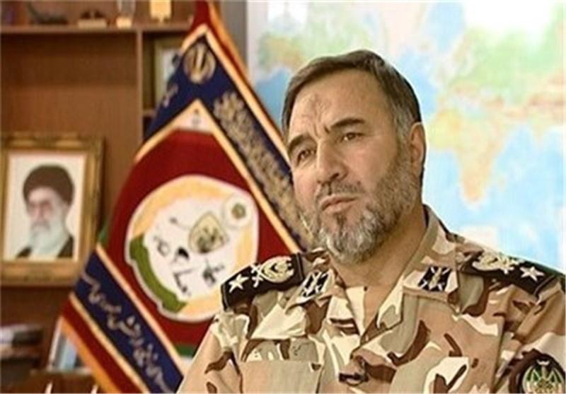 زلزله کرمانشاه| فرمانده نزاجا: ارتش و سپاه در کنار هم به زلزله زدگان خدمات می دهند